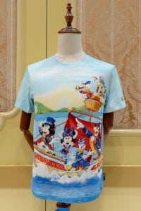 T-shirt Hong Kong Disneyland 14th Anniversary Merchandise 2019