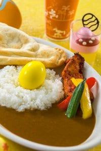 Tandoori Chicken Curry Tokyo DisneySea Easter Menu 2019