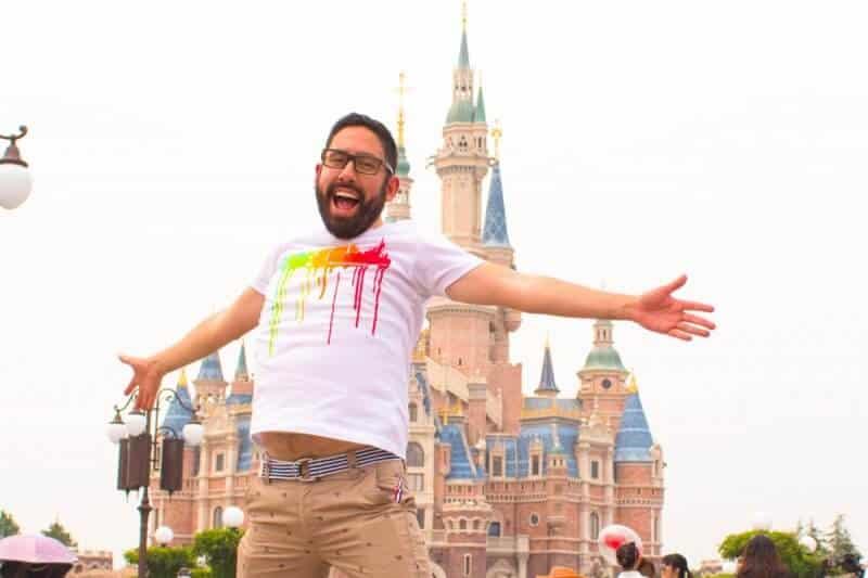 TDR Explorer at Shanghai Disneyland