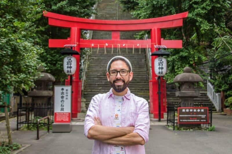 TDR Explorer in Tokyo