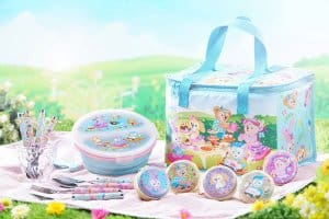 Tea Party Lunch Case Hong Kong Disneyland Carnivale of Stars 2019