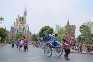 Tokyo Disneyland Disney's Tanabata 2019