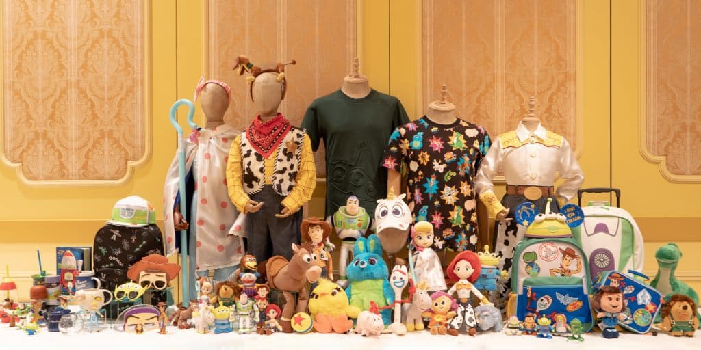 FIRST LOOK: Toy Story & Pixar Pals Summer Splash Merchandise at Hong Kong Disneyland
