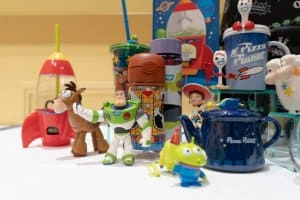 Toys Toy Story Merchandise Hong Kong Disneyland