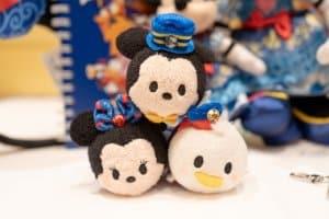 Tsum Tsum Hong Kong Disneyland 14th Anniversary Merchandise 2019