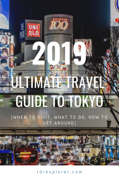 Ultimate Tokyo Travel Guide by TDR Explorer Pinterest