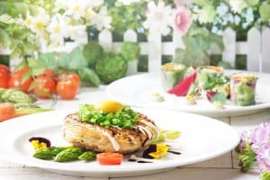 Vegetarian Menu Hong Kong Disneyland Carnivale of Stars 2019
