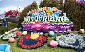 Wonderland Universal Studios Japan Easter 2019