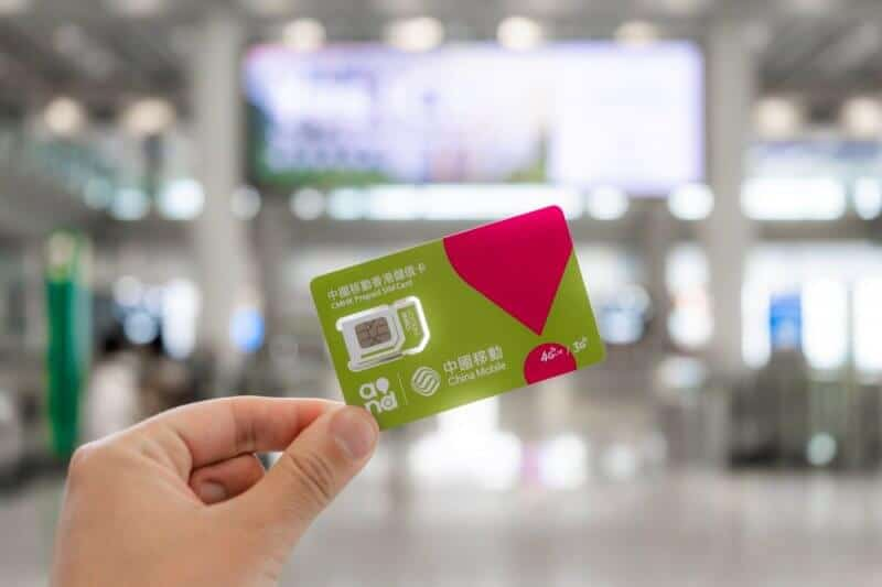 Cheap Hong Kong SIM Card