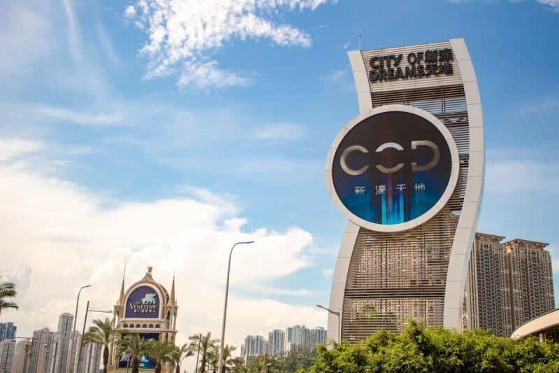 City of Dreams Hotel Macau