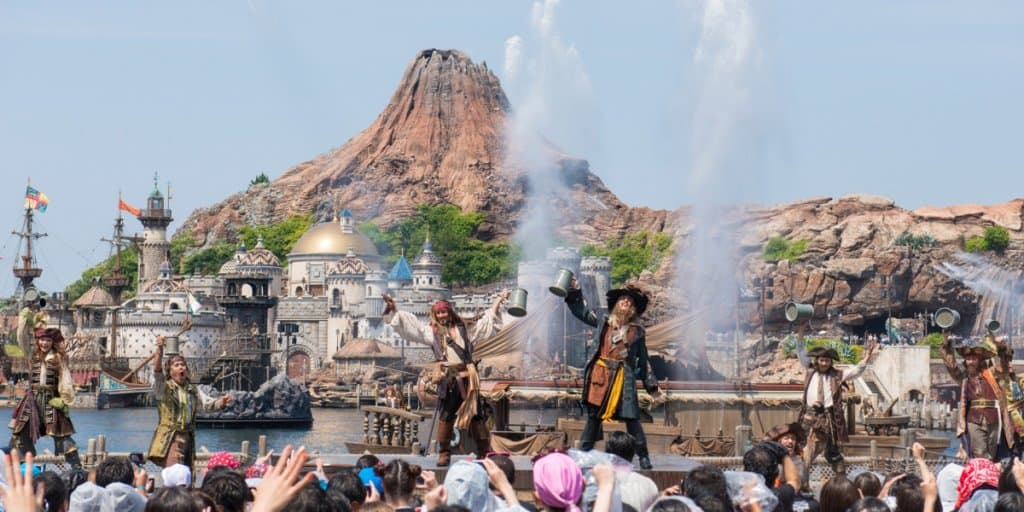 Disney Pirates Summer at Tokyo DisneySea – Summer 2019