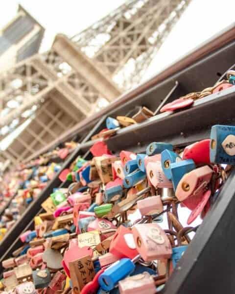 Eiffel Tower at The Parisian Macao