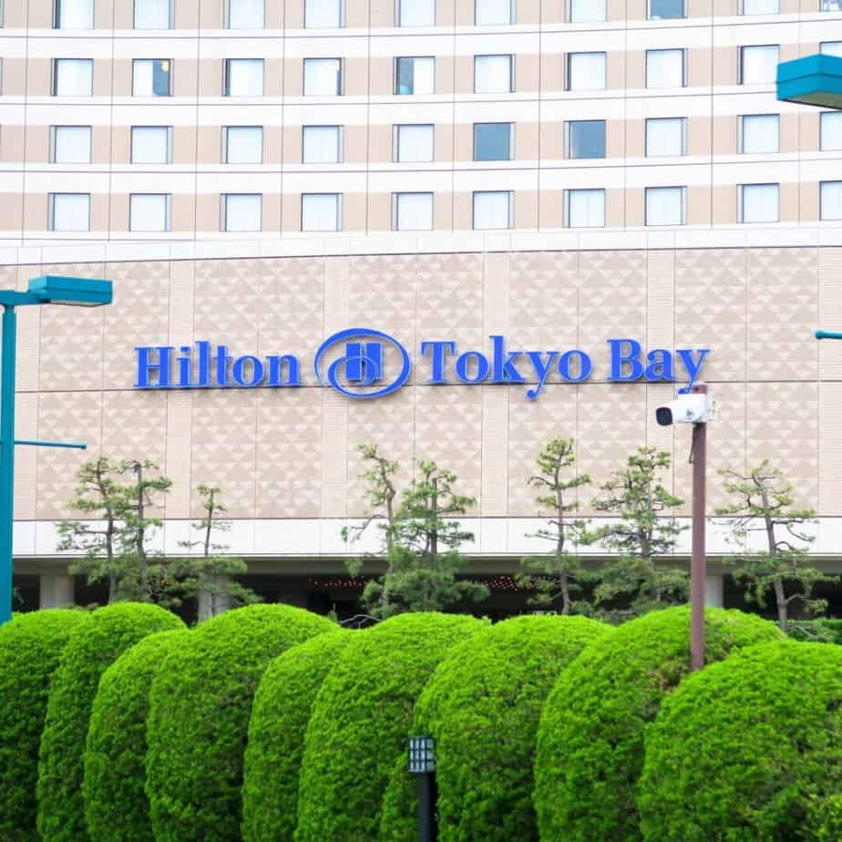 Hilton Tokyo Bay Hotel Review