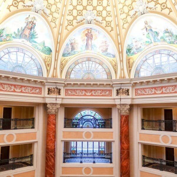 Hotel MiraCosta Lobby Murals