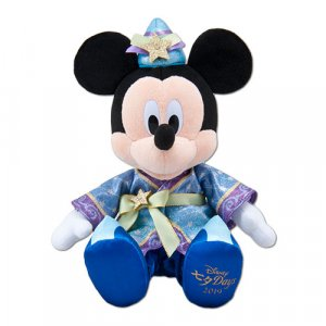 Mickey Tanabata Plush Doll 2019