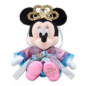 Minnie Plush Doll Tanabata 2019