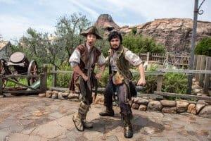 Tokyo DisneySea Pirates