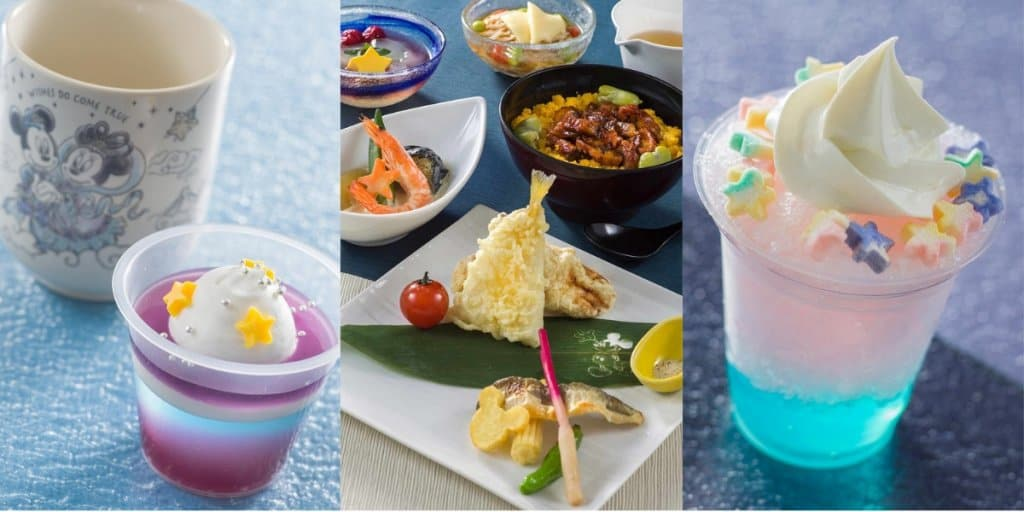Tanabata Days 2019 Food & Snack Menu at Tokyo Disney Resort