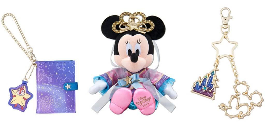 Tanabata Days Merchandise 2019 at Tokyo Disney Resort