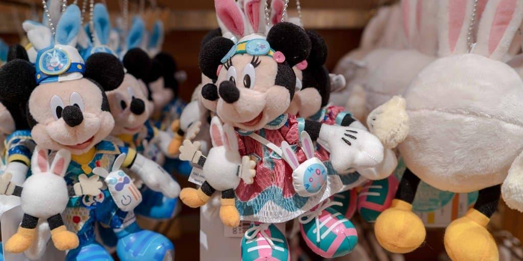 Tokyo Disneyland Easter Merchandise 2019