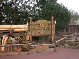 Tokyo Disneyland Toy Story