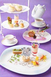Afternoon Tea Set Tanabata Menu Tokyo Disneyland Hotel