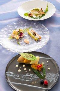 Bella Vista Lounge Lunch Tanabata Menu Tokoy DisneySea Hotel MiraCosta