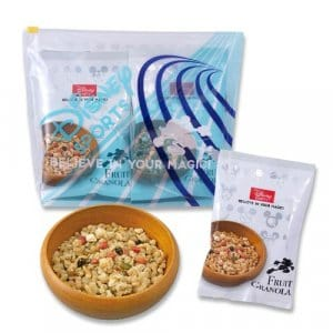 Disney Sports Fruit Granola
