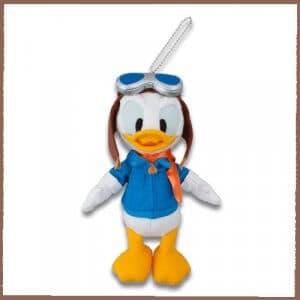 Donald Plush Badge