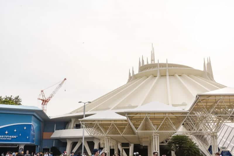 Tomorrowland Construction
