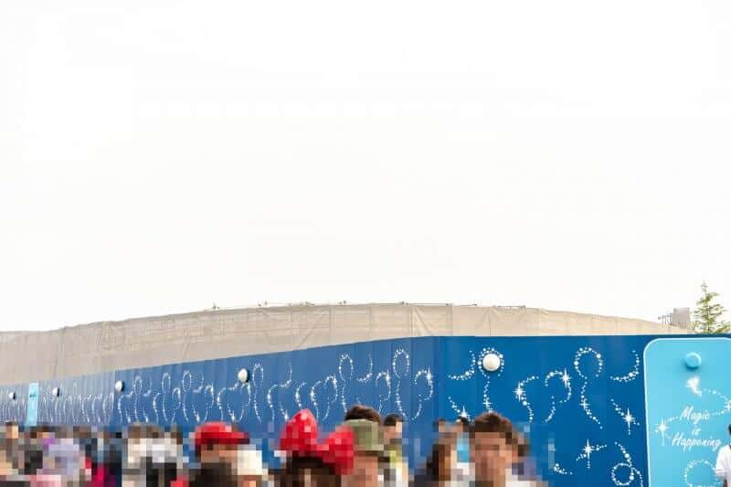 Baymax Attraction at Tokyo Disneyland