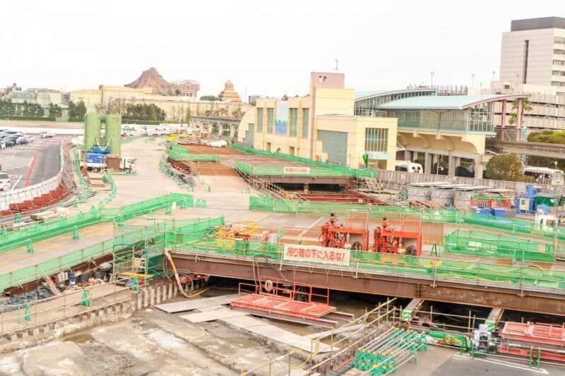 Tokyo DisneySea Expansion at Bayside Station