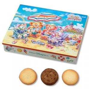 Duffy and Friends Summer Assorted Cookies