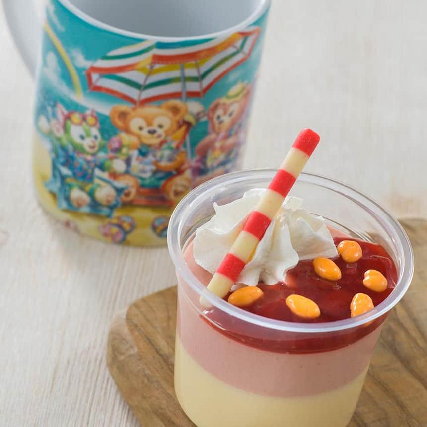 Duffy's Sunny Fun Menu at Tokyo DisneySea