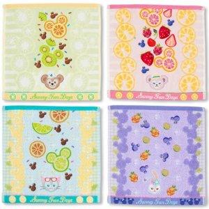 Duffy Summer Merchandise Mini Towels