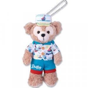 Duffy Sunny Plush Badge