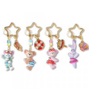Duffy's Sunny Fun Keychains