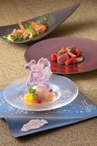 Empire Grill Diner Tanabata Menu Disney Ambassador Hotel