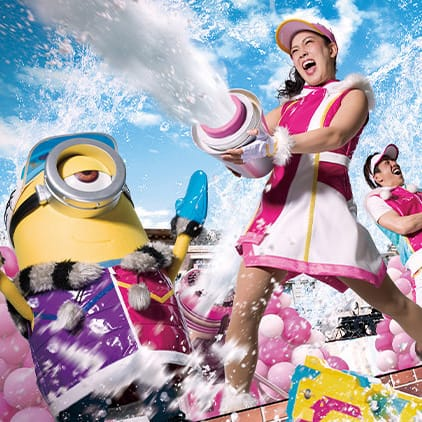 Universal Studios Japan Extra Cool Summer