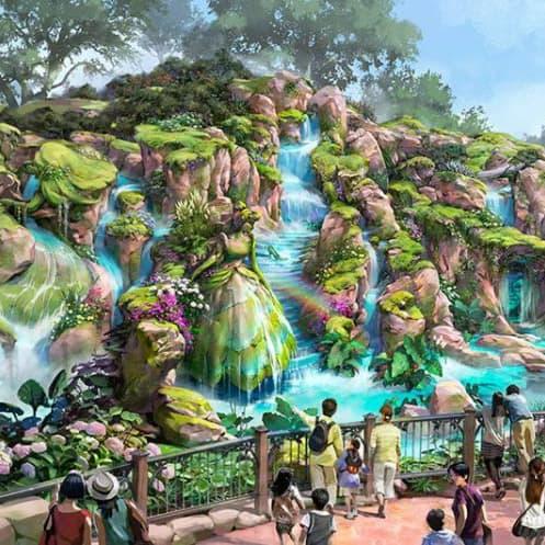 "Tokyo DisneySea Expansion Officially Named ""Fantasy Springs"""