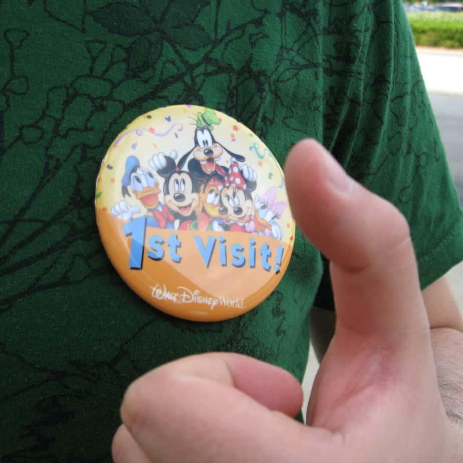Walt Disney World Resort – First Visit