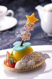 Hyperion Lounge Cake Set Tanabata Menu Disney Ambassador Hotel
