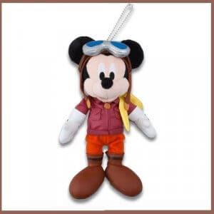 Mickey Plush Badge