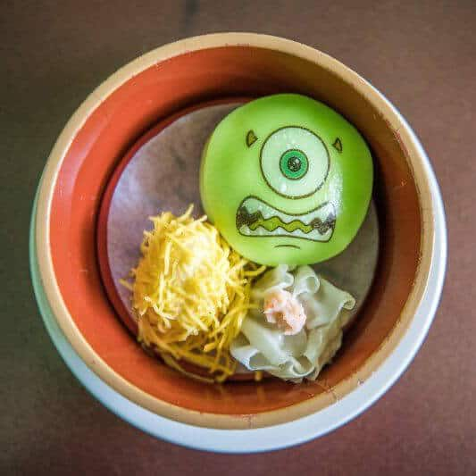 Tokyo DisneySea Food