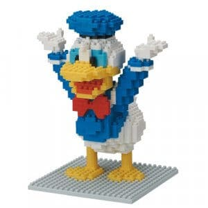 Nanoblocks Donald's Birthday Merchandise