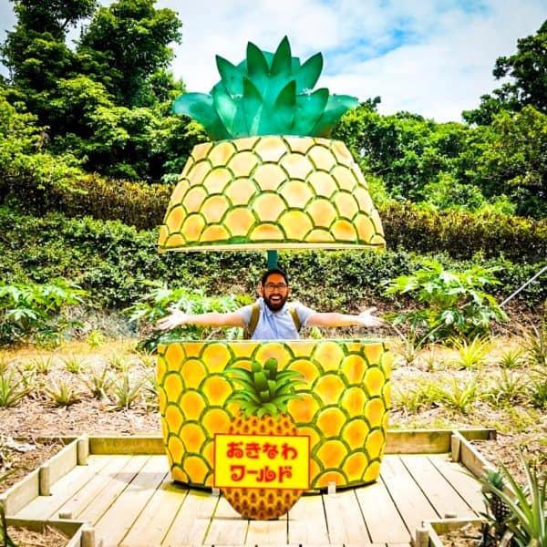 Okinawa World in Okinawa Japan