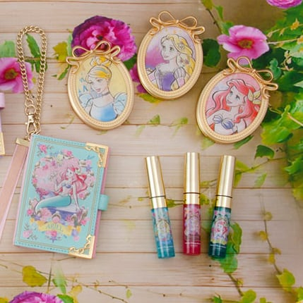 Disney Princess Merchandise at Tokyo Disney Resort