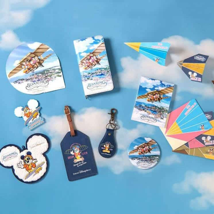 Soaring: Fantastic Flight Merchandise at Tokyo DisneySea