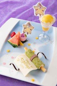 Special Dessert Tanabata Menu Tokyo Disneyland Hotel