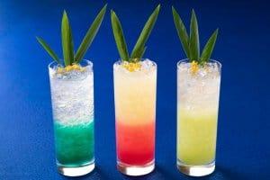 Special Drinks Tanabata Menu Tokoy DisneySea Hotel MiraCosta